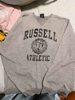 Authentic Russell Athletic Jumper