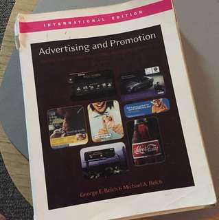 Advertising and Promotion- Belch & Belch