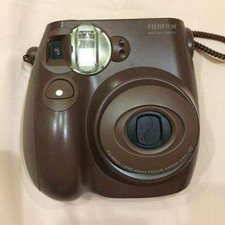 Fujifilm Instax Mini 7S Choco Free Ongkir Jabodetabek