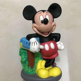 🚚 迪士尼米奇存錢桶(高21公分 寬15公分)
