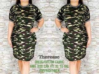 PLUS SIZE-- Theresse