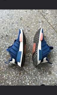 🚚 Adidas nmd runner j 24.5cm 國外限定配色 1600