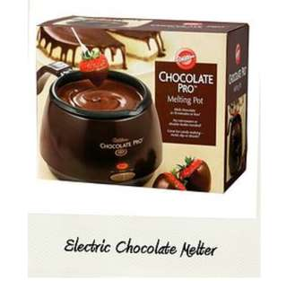 Chocolate Melter for Rent