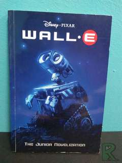 Disney's Wall.E (Junior Novelization)