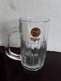 TIGER Beer glass mugs (set of 2)