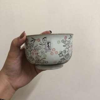 🚚 碗盤五入組(附贈筷子一雙)