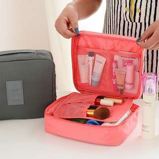 Multi Travel Make up Organizer