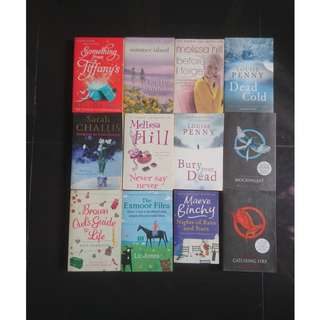 English Books for Sale