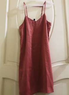 H&M Silk Dress