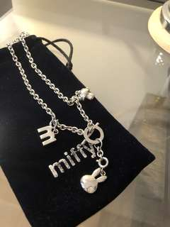 Miffy necklace