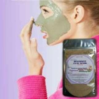 bentonite clay mask