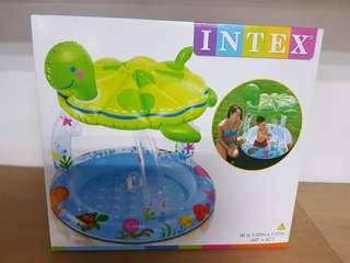 小海龜造型泳池