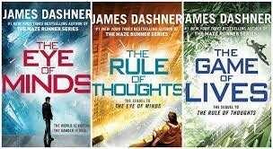 James Dashner - Mortality Doctrine Trilogy