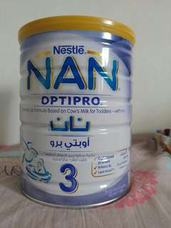 Nestle Nan Optipro Gro 3