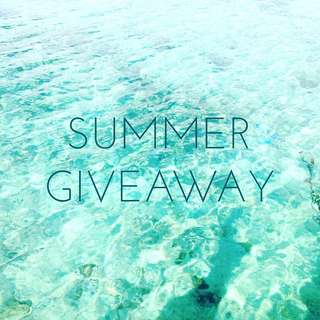 JOIN MY GIVEAWAY ♥️