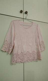 Lacey Blouse New Value Buy