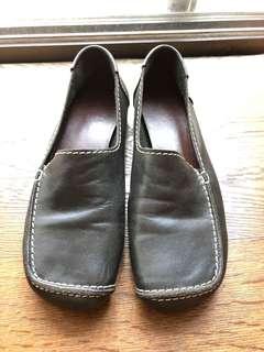 🚚 真皮懶人鞋