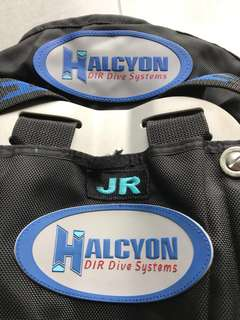 Halcyon Eclipse BCD + Free Mesh Bag - Only Used Once!