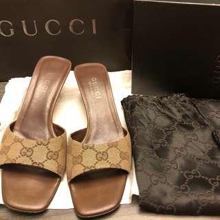 🈹️ Gucci sandalo 涼鞋 size 38C