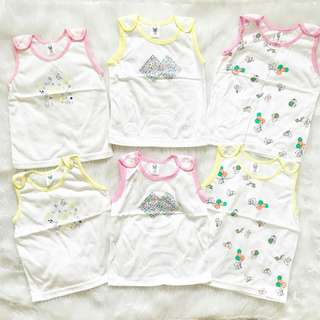 "Sabrina Tops Bundle For Girls ""B"" (Set of 6)"
