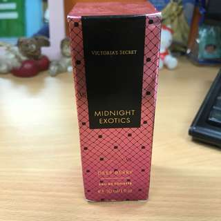 Authentic Victoria Secret Midnight Exotic Deep Berry