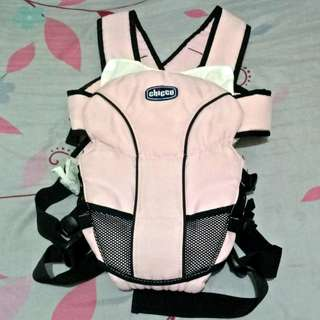 Pink Chicco Carrier