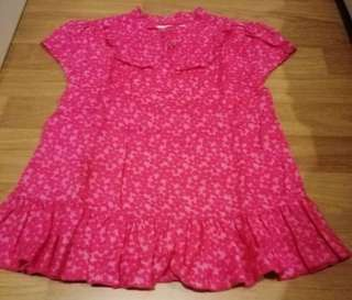 Marks & Spencer kid short sleeves blouse/ dress