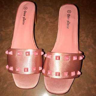 涼鞋 size 38-39 100%new