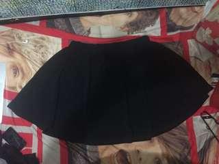 SALE- Plus Size Skater Skirt