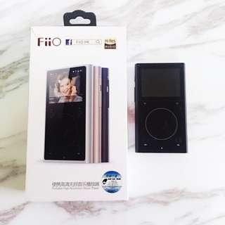 飛傲 Fiio X1ii DAP 無損音樂播放器 香港行貨
