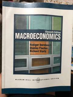 Macroeconomics (11th Ed)