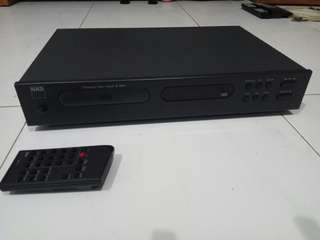NAD HDCD 541i CD player