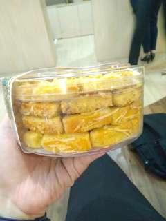 Aneka kue kering
