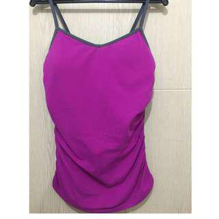 Zobha Womens sports top - preloved