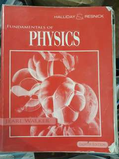 Physics - walker