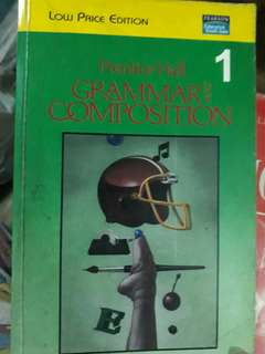 Grammar and Composition Book 1