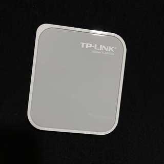 🚚 TP-Link 輕便網路分享器 wifi 分享器