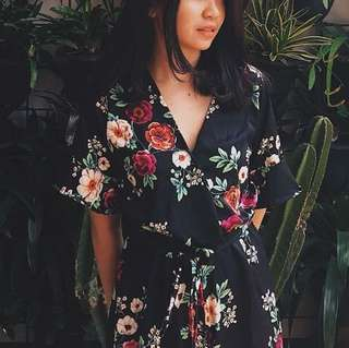 Flower Jumpsuit