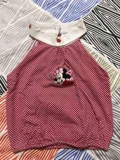 Disney Baby Halter Blouse 12-24mths
