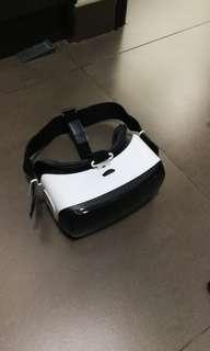 VR一體機。
