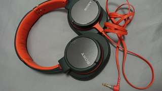 Sony headphone (Japan version)