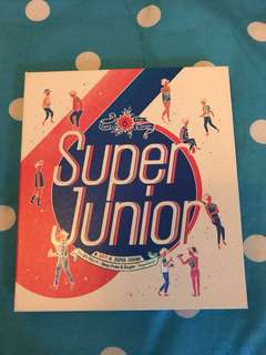 Super junior spy 淨專