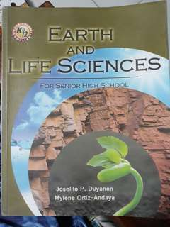 Earth and Life Sciences for Senior High School