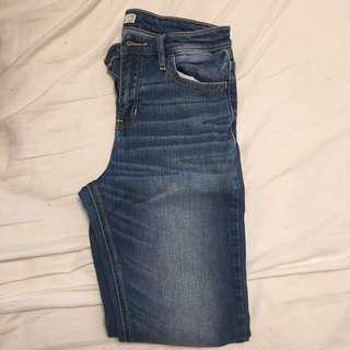 Hollister Blue Jeans