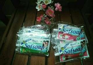 Biore Sofsoap