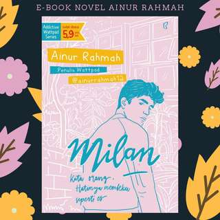 PREMIUM : EBOOK PDF NOVEL MILAN