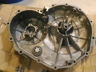 Cb400 revo clutch cover