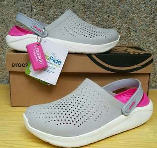 Crocs Lite Ride men and women