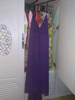 Forever21 long dress/gown