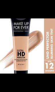 Make up forever ultra HD perfector